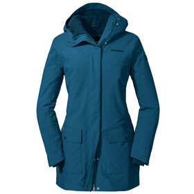 Schöffel Rotterdam Insulated Jacket Women, moonlit ocean